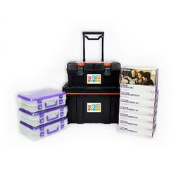 littleBits - Steam Education Class Pack + Storage - Suits 24 Students 2770000042482