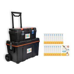 Circuit Scribe - 2 X Steam Basic Classroom Kit + Storage Bundle 2770000042529