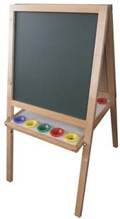 Jolly Kidz Cottage Easel 5 In 1 Elite 9314812155386