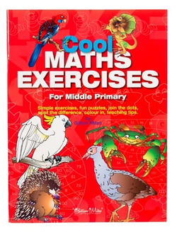 Cool Maths Exercises Middle Primary 9781920926984