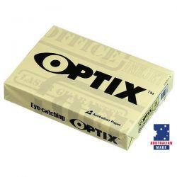 Copy Paper Optix A4 80 Gsm Zoda Lemon Suni Ream Of 500 Sheets