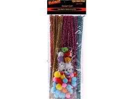 Jumbo Metallic Craft Kit 9322675140739