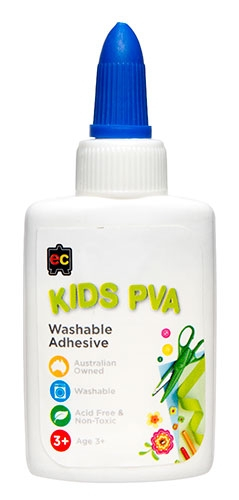 PVA Kids Glue 50ml 9314289003838