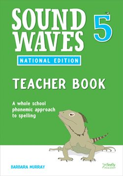 Sound Waves Teacher Book 5 9781741351538