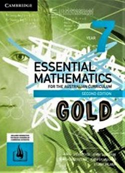 Essential Mathematics GOLD for the Australian Curriculum Year 7 2nd Edition