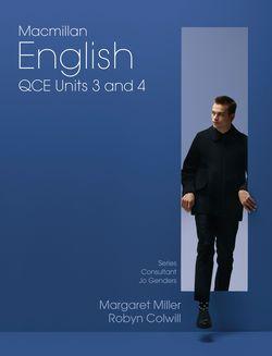 Macmillan English QCE Units 3 & 4 Student Book + Digital 9781420239706
