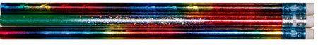 Pencils - Rainbow Glitz  - Pk 10 MP631