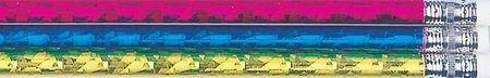 Pencils - Assorted Glitz  - Pk 10 MP637