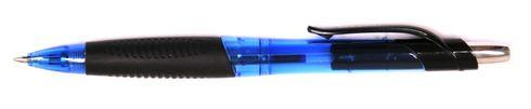 Pen Ballpoint Retractable Medium Blue Osmer Deluxe With Rubber Grip OS962  *Each* 9313023019623