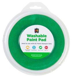 Paint Stamper Pad Green 15cm Diameter 9314289015572
