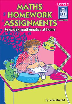 Maths Homework Assignments Level 6 Ages 10 - 11 9781863114523