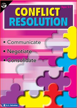 Conflict Resolution Ages 5 - 7 9781863119658