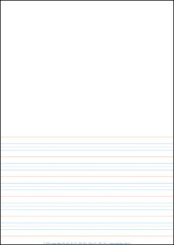Lined Paper - A4 Half Page - Year 1 Class Pack Of 250 YI77015