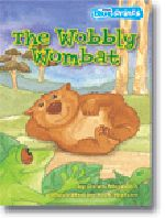 The Wobbly Wombat Rigby Blueprints Series A Unit 4 F Cb 9780731273744