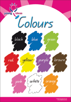 Chart - Colour  YI77429