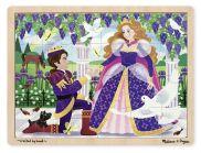 Princess Wooden Jigsaw Puzzle 24pc MND9067