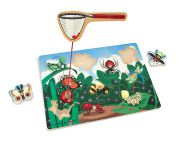 Bug-Catching Magnetic Puzzle Game MND3779