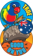 Aussie Animals Merit Stickers SUN110