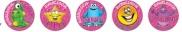 Bubblegum Scented Stickers 9328657002507