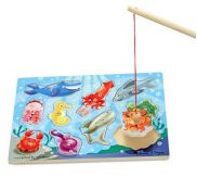 Fishing Magnetic Puzzle Game MND3778