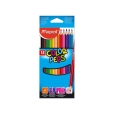Coloured Pencils Maped (Assorted Colours, Pack of 12) 3154141832123