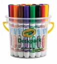 Crayola Classic Colour Washable Markers (Pack of 32) 2770000735667