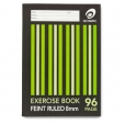 Exercise Book A4 96 Page Feint Rule Olympic  9310353004091
