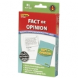 Fact or Opinion Reading Comprehension Practice Cards, Green Level (RL 5.0–6.5) 2770000790277