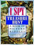 I Spy Treasure Hunt 9780439042444