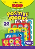 Positive Words Stinky Stickers Value Pack 2770009245280