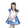 Premium Alice In Woderland Costume (3-5) 2770000794763