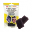 Sponge Pk 2 Stipple - Snazaroo 2770000656375