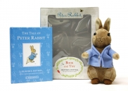 The Tale Of Peter Rabbit: Book & Toy Set 9780723268925