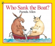 Who Sank The Boat 9780140509403
