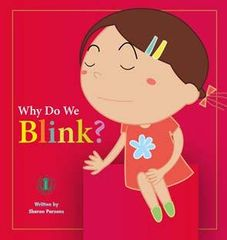 Literacy Tower - Level 14 - Non-Fiction - Why Do We Blink? - Single 9781776500703