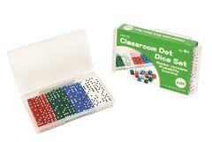 Dice Dot Classroom Set 72 4710953448830