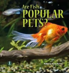 Literacy Tower - Level 18 - Non-Fiction - Are Fish Popular Pets? - Single 9781776500918