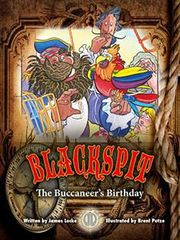 Literacy Tower - Level 24 - Fiction - Blackspit The Buccaneer - Single 9781776501120