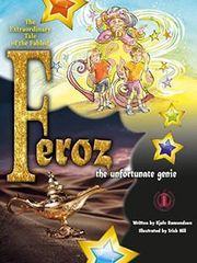Literacy Tower - Level 27 - Fiction - Feroz The Unfortunate Genie - Single 9781776501199