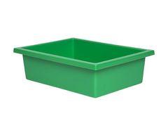 Plastic Tote Tray Green 2770000028646