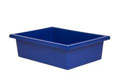 Plastic Tote Tray Blue 2770000028684