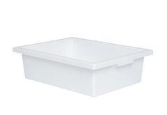 Plastic Tote Tray White 2770000028714