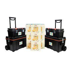 Primo Cubetto -  Steam Bundle: 9 X Cubetto Play Set  + Robot Coding Kit + Storage - Suits 27 Students 2770000042611
