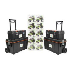 10 x Robobloq - Qoopers 6 in 1 Robot with 2 Free Storage Kits 2770000042734