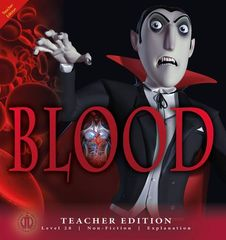 Literacy Tower - Level 28 - Non-Fiction - Blood - Teacher Edition 9781776503124
