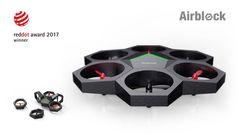 Makeblock Airblock Modular Hexacopter Drone 6928819505834