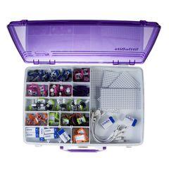 littleBits - Workshop Makerspace Class Kit - Suits 16 Students 810876020435