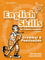 English Skills For Primary Grammar & Punctuation 5 9780195560343