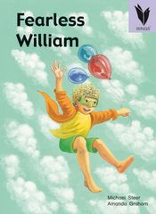 Wings - Level 21 Fiction - Fearless William  9781741201147