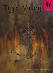 Wings - Level 25 Fiction - Tiger Valley  9781741201222